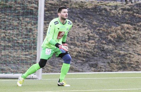 IKKE AKTUELL: Etter en sesong med Mosjøen IL i 4. divisjon flytter Vitalijs Artjomenko hjem til Latvia. Han spilte også for SIL i 2016.