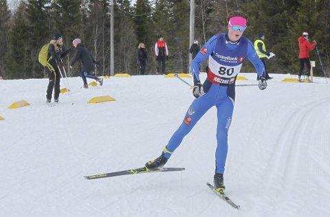 FORSØKER IGJEN: Morten Hjørnerød gjorde en god sprint i fjor, og håper å gjenta bedriften.  FOTO: PER VIKAN