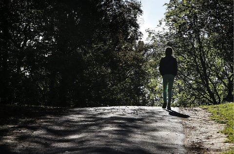 Øker: Bruken av anti-depressiver øker blant tenåringer.