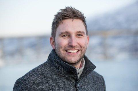 Truls Olufsen-Mehus (KrF) tror han ble valgt som stortingskandidat fordi han ikke er redd for å ta de viktige kampene.