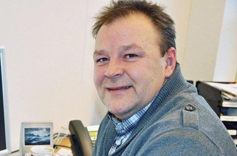 NY JOBB: Odd-Børge Pedersen blir rådmann i Måsøy kommune.