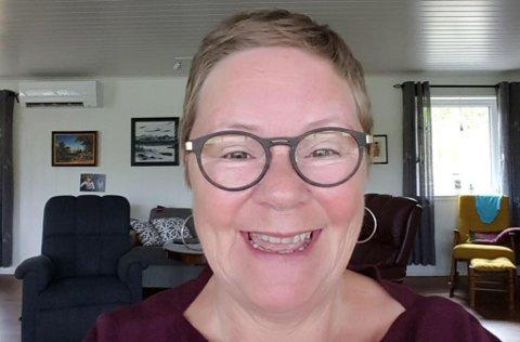 - ARBEIDPLASSER: - Jeg har et håp om arbeidsplasser og inntekter til kommunen, sier Rita Dreyer.