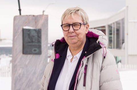 VIL HA FLERE: Wenche Pedersen (Ap), ordfører i Vadsø og styreleder i Øst-Finnmarkrådet, håper tiltakene kan bidra til å stanse befolkningsnedgangen man nå opplever.