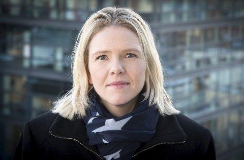 UTÅLMODIG: Folkehelseminister Sylvi Listhaug (Frp) vil ha en oversikt over tilstanden på drikkevannet i alle landetskommuner.