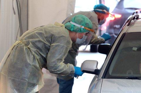 Det er registret to nye smittetilfeller i kommunen siste døgn.