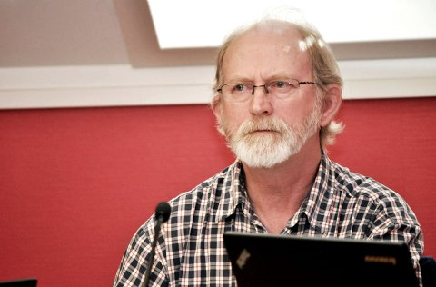Kjell Ove Heistad, Arbeiderpartiet. (Arkivfoto)