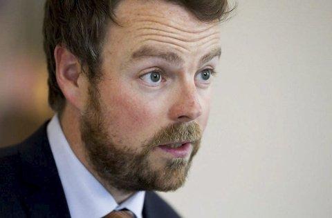 STATSRÅD: Næringsminister Torbjørn Røe Isaksen skal holde foredrag under Vestmarkonferansen.