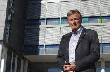 ROPER VARSKO: Regiondirektør Terje Tønnessen er spesielt bekymret over at ungdomsledigheten er høy i Vestfold og Telemark.