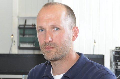Daglig leder Joost Beerling i Piing Technology Group AS. Arkivfoto: Jon Fivelstad