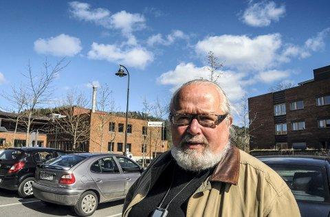INFLUENSAVAKSINE: Kommuneoverlege Ivar Skogvold oppfordrer alle som omfattes av risikogruppa til å vaksinere seg.