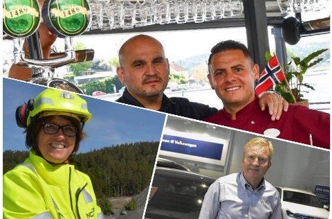 SØKER MEDARBEIDERE: Barekoza, NCC og Gromstad Bil & Båt er blant bedriftene som har lyst ut stillinger.