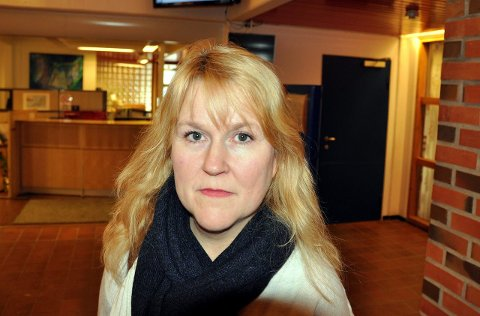 Klar: Kari Baadstrand Sandnes er klar for to nye år i Helse Nords styre. Hvor hun lover å kjempe for et fullverdig sykehus i Lofoten. Valget står til våren. Foto: Lise Fagerbakk