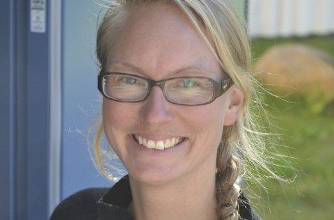 Fornøyd: Daglig leder ved Lofoten Lofoten Bed & Breakfast og Aqua Lofoten Coast Adventure, Therese Amalie Holtan Larsen, er fornøyd med å ha fått full uttelling på søknadene sine.