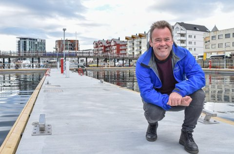 Klar melding: Ole Osland er havnesjef i Vågan Havnevesen KF. Sammen med kolleger i Vestvågøy, Hadsel, Sortland og Øksnes vil ha nå ha mer penger til utbedringer på kysten.