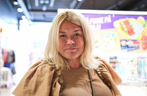 Senterleder Trine Waldahl vil rette en stor takk til alle kunder som har funnet veien til Alti Svolvær.