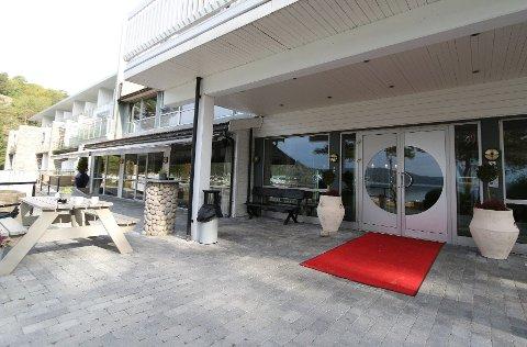 STATLIGE PENGER: Rosfjord strandhotell får nær halvparten av den stalige koronastøtten som er gitt til Lyngdal i siste tildeling.