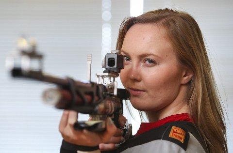 Klar for nytt mesterskap: Malin Westerheim deltok i OL i fjor. Nå er det EM som står for tur.
