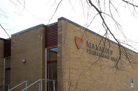 TRUSSEL: Det har i løpet av det siste døgnet blitt framsatt trussel mot Malakoff videregående skole i Moss.
