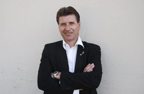 Stein Erik Lauvås, stortingsrepresentant Østfold Ap