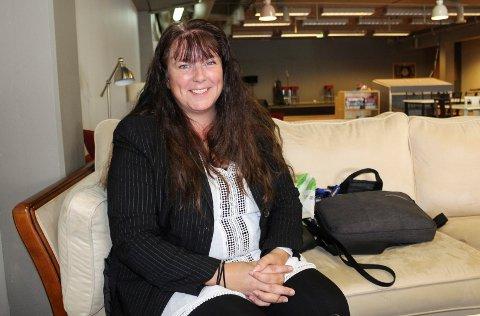 NY: Monica Lie Hansen (48) stiller til valg for første gang og er toppkandidaten til det nystiftede Partiet de kristne i Moss.