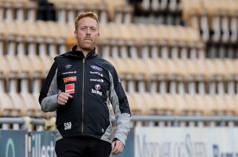 Ranheim og trener Svein Maalen ligger på direkte nedrykksplass.