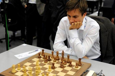 Leif Erlend Johannessen er redaktør i Norsk Sjakkblad og en av Norges beste spillere.Foto: Rune Stoltz Bertinussen / NTB scanpix