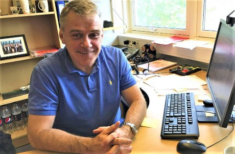 ØKT FOREKOMST: Antallet tilfeller av venøs blodpropp i Norge øker. UiT-forskar John-Bjarne Hansen kan ha funnet en metode som kan utpeke hvem som er i risikogruppen.