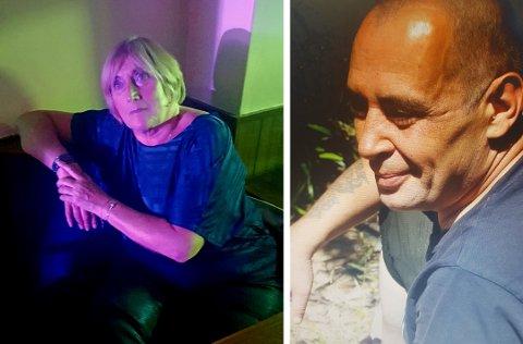 STORT SAVN: Ann Fryar minnes Roger Brian Hart som god og nær venn gjennom 30 år. 55-åringen fra England ble funnet død på Vengsøya i fjor høst. Tirsdag ble en 29-årig tromsmann dømt til seks års fengsel for å ha forårsaket dødsfallet.