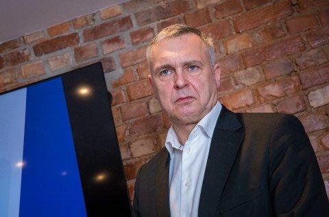 Sven Ombudstvedt, konsernsjef i Norske Skog