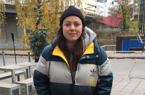 FIN KAMPANJE: – #metoo er en fin kampanje til å belyse et problem som kvinner utsettes for, mener Mari Lauvdal fra Kapp.