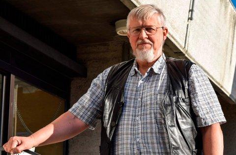 FiIRE NYE: Kommuneoverlege Jens A. Mørch anser smittesituasjonen i Vestre Toten fremdeles til å være oversiktlig og avgrenset.