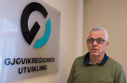 BEKYMRET FOR KLIMAET: Tore Jan Killi i Gjøvikregionen utvikling er bekymret etter at nok et interkommunalt samarbeid blant medlemmene i Gjøvikregionen strander.