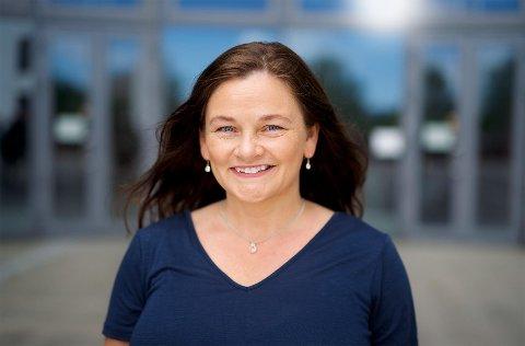 NY SJEF: Klara-Lise Aasen (46) blir midlertidig konsernsjef i Bank Norwegian.