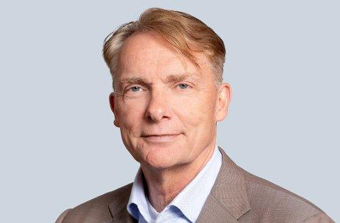 FORNØYD: Administerende direktør Dag Jakob Opedal er fornøyd med investeringen i Concent AS, som Treschow Fritzøe nå selger til danke Banqsoft.