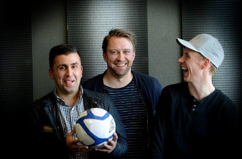 NY SESONG MED PODKAST: Sportslig leder i Løten, Mehran Ansari er gjeste i denne ukens FotballHedmark med Jan Morten Frengstad og Magnus Torp Antonsen.
