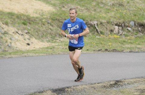 I VERDENSTOPPEN: Didrik Hermansen fra Elverum løp inn til en 15. plass under VM 100-kilometer i Kroatia. Det er en meget sterk plassering.