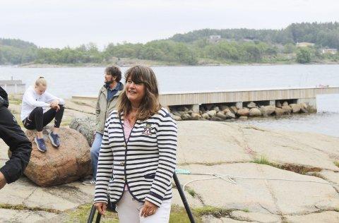 - At Færder satser på skolen på Tjøme, betyr at det er tro på at det er levedyktig her, sier rektor Anita Kvisle.