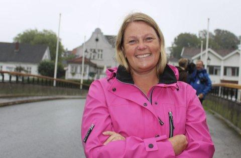 Berge Hansen sier porselensmuseet og Kunsthall Grenland har fått bevilgninger.