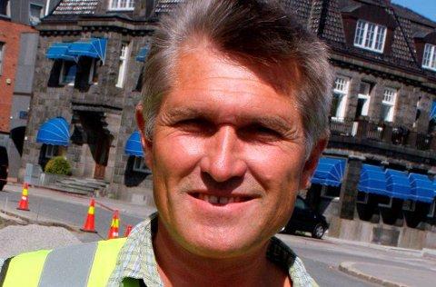 Tom Eikeng i kommunalteknikk sier tiltak i Grønlivegen er på planen.