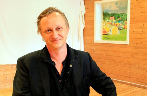 Selger: Tor Arne Ursin mener huset nå fortjener ny eier.