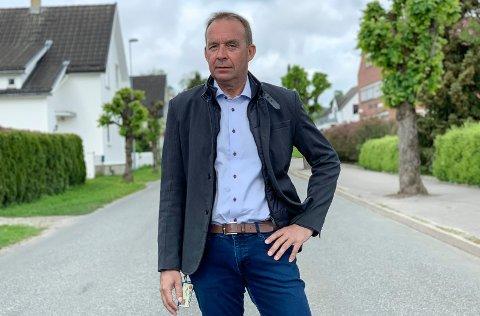 AVTALE: Tidligere styreleder i Grep Trond Ballestad.
