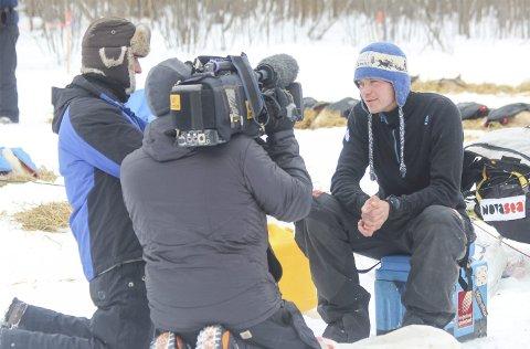 IMPONERTE: Joar Leifseth Ulsom har nok et imponerende Iditarod-løp bak seg.