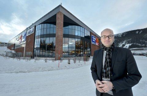 Kritiseres: Administrerende direktør for Coop Helgeland, Per Brochmann blir kritisert i forbindelse med at handelsbedriften utreder muligheten for å fusjonere med Coop Midt-Norge. §Foto: Øyvind Bratt