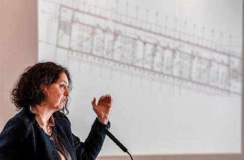 Kommunaldirektør Lillian Nærem sa i sin orientering til kommunestyret at RAVO ikke har drevet innenfor vedtatte budsjettrammer og nå må omstille for å komme i budsjettmessig balanse. Bildet er fra en tidligere anledning.