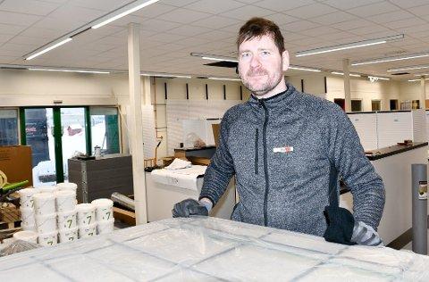 Pål Asphaug ser fram til å åpne Montér mandag 27. april.