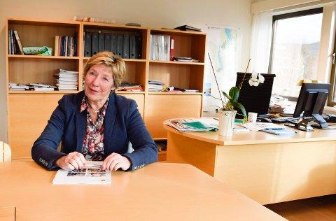 TILLEGG: Rådmann i Jevnaker, May-Britt Nordli, får lønnstillegg.