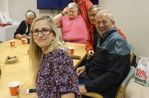 Stemmesankere: Kathrine Haatvedt og Vidar Stang er populære blant Ap-velgerne.