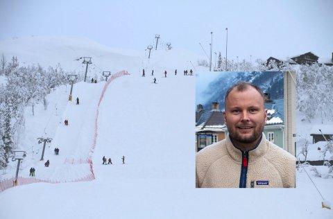 GAUSTA I FORSVAR: - Jeg synes det er utrolig bra at vi klarer å ha langrennsløyper og alpinanlegget vårt oppe i denne krevende tiden. Jeg må innrømme at det til tider har vært litt overaskende å se hvordan mange har engasjert seg negativt, når vi i media etc ser hvordan hele Norge og faktisk hele verden sliter nå, skriver Håvard Kleven.