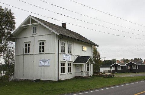 MOT LØSNING? Mc-huset på Haga kan likevel bli kommunal eiendom. ¬ Foto: Per Stokkebryn