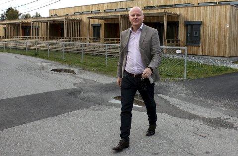 PÅ VEI TIL FET: Lars Uglem blir trolig ny rådmann i Fet. Foto: Per Stokkebryn